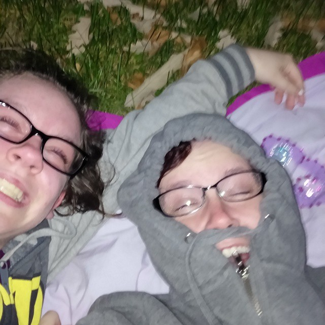 Attempting #selfies in the dark can be hazardous to your health #psa #funny #epicfail #parenting